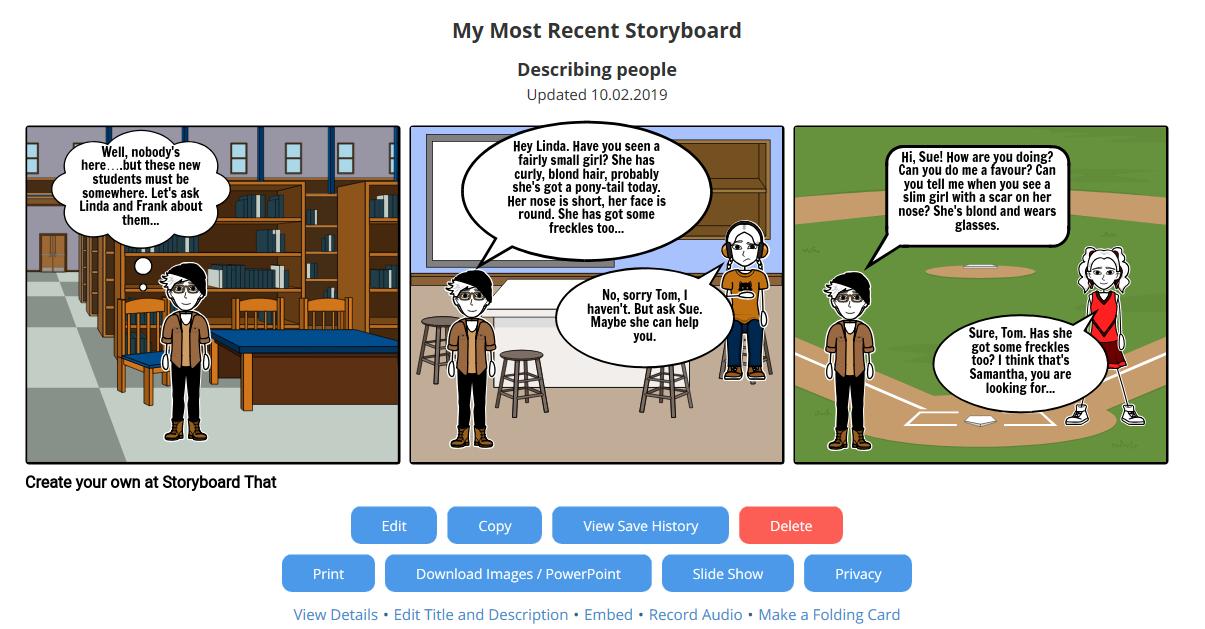 Storyboard_describing people