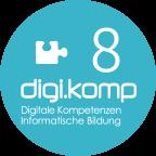 Logo digi.komp 8