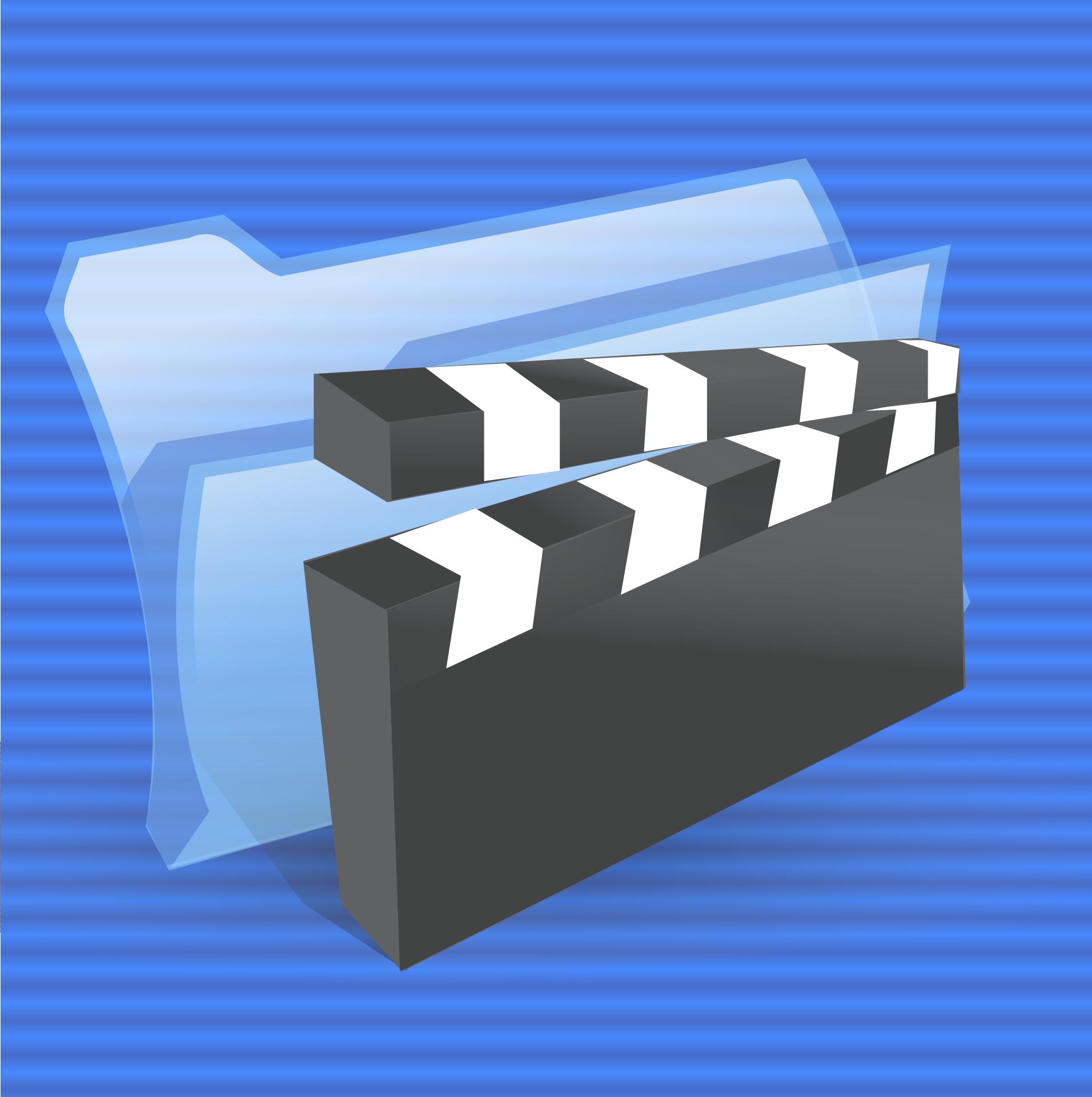 Symbol: Filmklappe