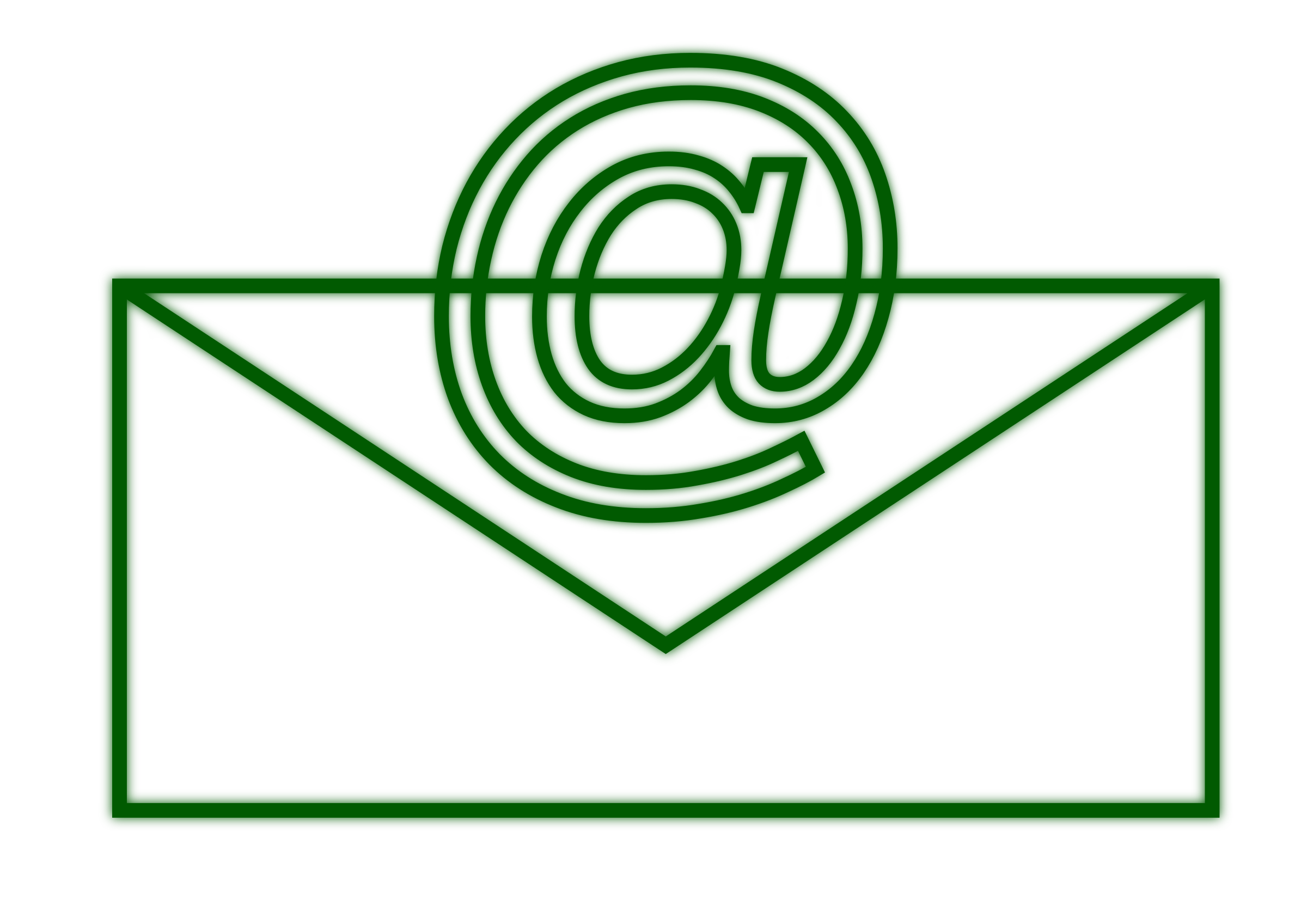 E-Mail-Icon, Quelle: https://openclipart.org/detail/170603/email-rectangle5