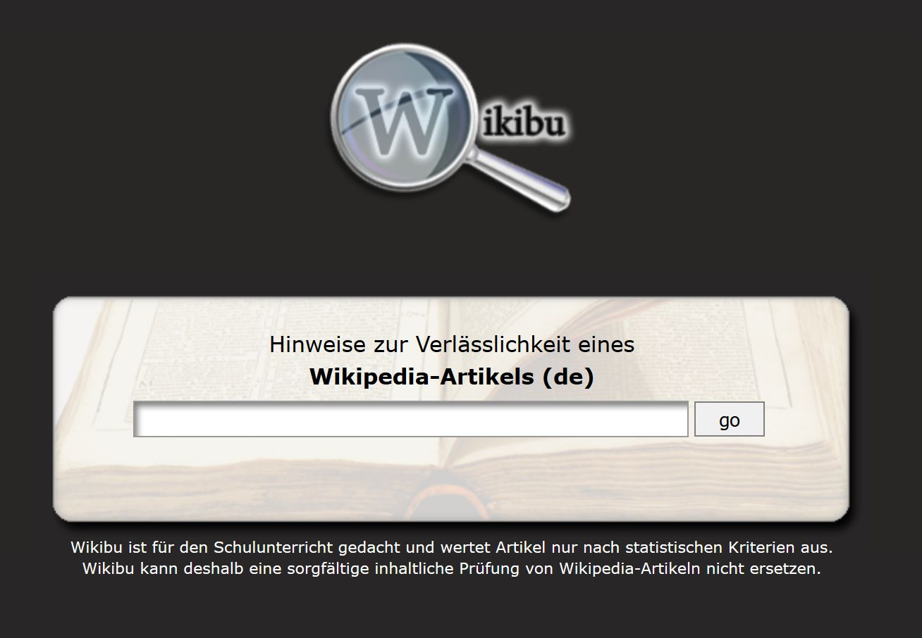 Screenshot Wikibu